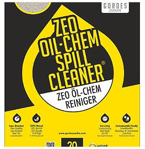 Zeo Oil-Chem Spill Cleaner 20Kg