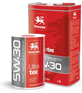 Wolver UltraTec 5W-30 Longlife